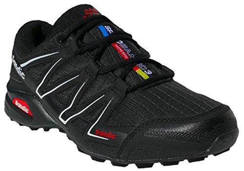 GIBRA® Sportschuhe, sehr leicht und bequem, schwarz, Gr. 36-41 Schwarz