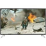 Panasonic TX-49EXW604 VIERA 123 cm (49 Zoll) LCD Fernseher (4K ULTRA HD, HDR Multi, 1300Hz bmr, Quattro Tuner, TV auf IP Client, USB Recording)