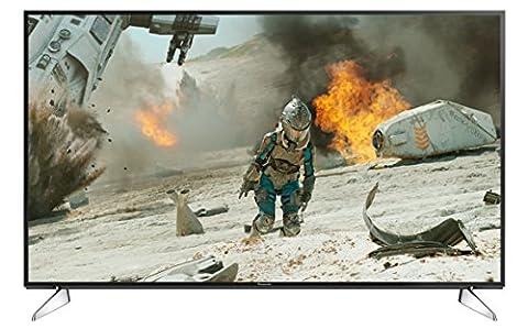 Panasonic TX-49EXW604 VIERA 123 cm (49 Zoll) LCD Fernseher (4K Ultra HD, Quattro Tuner, Smart TV)