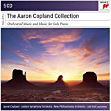 The Aaron Copland Collection : Orchestral Music and Music for Solo Piano