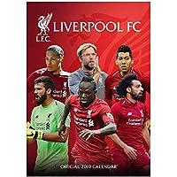 Offizielle Liverpool FC 2019 Fußball Kalender 420mm x 297mm (A3)