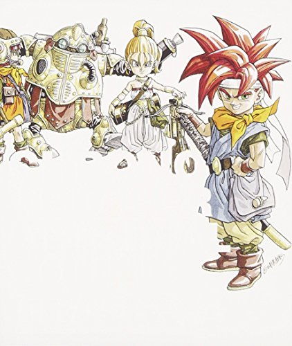 Chrono Trigger Soundtrack [O.S.T.] [3 CD's] Arc Music Box