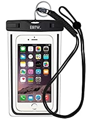EOTW IPX8 Wasserdichte Tasche, Wasser- und staubdichte Hülle für Geld, Datenträger und Smartphones bis 15,24 cm (6 Zoll), Ideal für den Strand, Wassersport, fürs Radfahren, Angeln, usw. …
