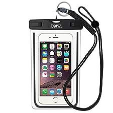 EOTW Wasserdichte Tasche ist die beste WahlIPX8 Technische ZertifizierungWenn Sie Baden, tauchen, treibend, Surfen, Segeln, Skifahren, Bergsteigen und Angeln,dieser IPX8 zertifizierten wasserdichten Beutel kann Ihres Handy vor Wasser, Eis und Schmutz...
