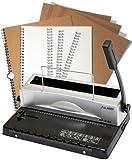 Draht Bindegerät HP 2108 - inkl. 75-tlg. Starterset mit Binderücken