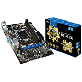 MSI INTEL LGA1150 H81 2*DDR3 2*USB3.0 8*USB2.0 GBE LAN VGA HDMI Micro-ATX MOTHERBOARD