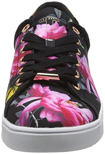 Ted Baker Jockei, Sneakers basses femme Multicolore - Multicolor (Citrus Bloom)