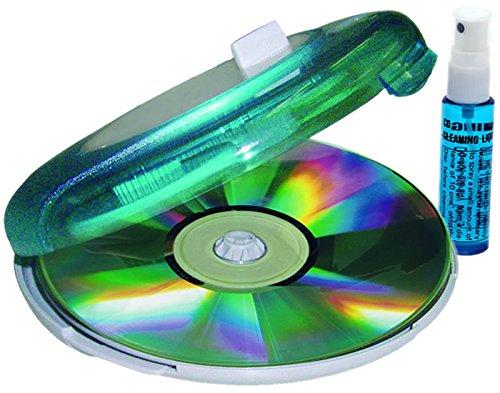 RELOOP   SET PROFESIONAL DE LIMPIEZA PARA CD Y DVD