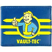 Cartera de Bethesda Fallout 4 Únete Bóveda Tec Azul