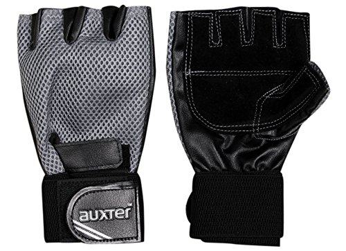 Auxter gym gloves / fitness gloves/sports / weight lifting gloves