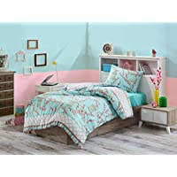 Eponj Home Single Quilt Cover Set - Duvet Cover: 160 x 220 cm Bed Sheet 160 x 240 cm Pillowcase: 50 x 70 cm (1 Piece)
