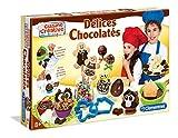 Clementoni - Juguete para crear alimentos, delicias chocolates (62123.1)