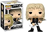 Funko Pop! - Música Figura James Hetfield, colección Metallica (13806)