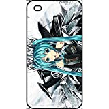 Coque apple iphone 4s hatsune miku manga fille