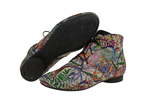 Think! Guad, Desert Boots Femme kombi