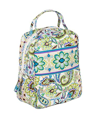 maria-green-flower-designed-lunch-tote-100-cotton-nylon-lining-zipped-lunch-bag-with-handles