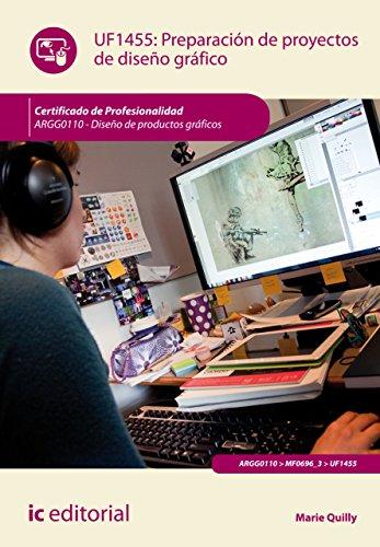 Preparación de proyectos de diseño gráfico. ARGG0110 por Marie Quilly