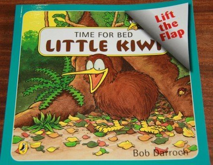Time for Bed, Little Kiwi (Time Bear Bed)