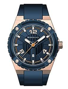 Giordano Analog Blue Dial Men's Watch - A1020-05