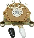 DiMarzio EP1104 - Selector de pastilla para guitarra, 5 posiciones