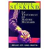 Image de Le Testament de maître Mussard