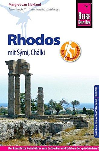 Preisvergleich Produktbild Reise Know-How Rhodos (Reiseführer)