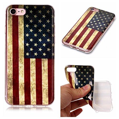 Per iPhone 6 / iPhone 6S Cover , YIGA Console di gioco Cristallo Silicone Morbido TPU Case Shell Caso Protezione Custodia per Apple iPhone 6 / iPhone 6S (4,7 pollici) USA