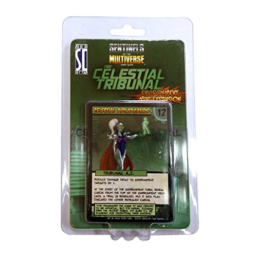 Sentinels of The Multiverse Celestial Tribunal Environment Mini Expansion - English