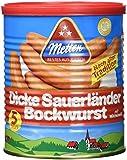 Metten Dicke Sauerländer Bockwurst, 400 g Dose