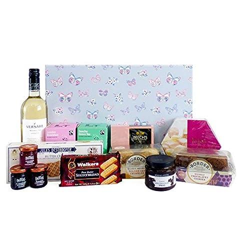 Luxury Large Birthday Hamper Gift idea for Christmas presents, Birthday, Mum, Finacee, Grandma