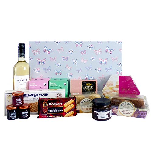 Luxury Large Birthday Hamper Gift idea For Her