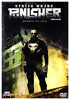 Punisher: War Zone [Region 2] (English audio) by Ray Stevenson