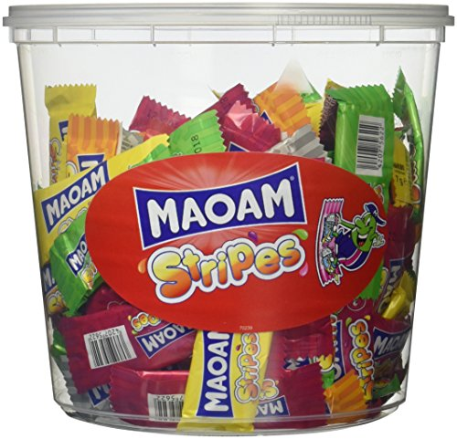 Maoam Stripes XXL Dose