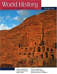 World History: A Concise Thematic Analysis by Steven Wallech (2006-12-18)