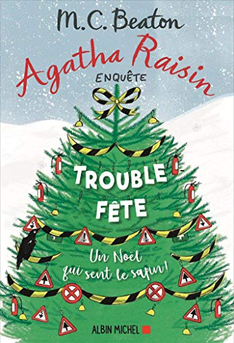 Agatha Raisin 21 - Trouble-fête