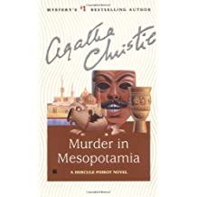 Murder in Mesopotamia (Hercule Poirot) by Agatha Christie (1987-05-15)