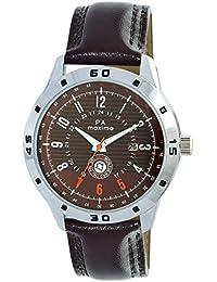 MAXIMA Analog Brown Dial Men's Watch - O-52022LMGI