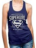 Cid Supergirl - Better Than Ever Veste Femme, Multicolore, FR : L (Taille Fabricant : L)