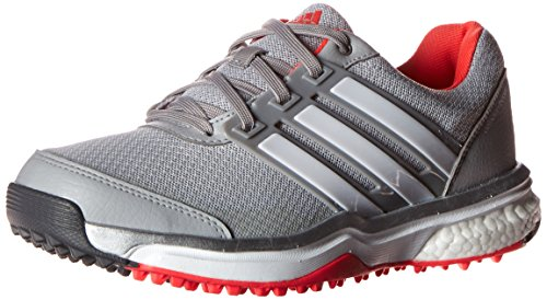 Adidas W Adipower S Boost II Golf Spikeless, Klar Onix / FTWR WeiÃ? / Schock Red S16, 5 M Us