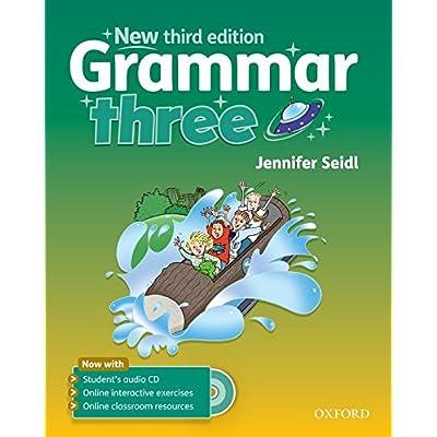 Grammar three (1CD audio)