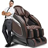Luxury Electric Intelligent Massage Chair Horizontal Leather Automatic Zero Gravity Leisure Chair Multi-Function