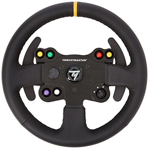 THRUSTMASTER Tm Leather 28 GT Wheel ADD on -PC /PS3/PC/XBOX One