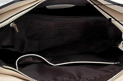 Borsa Della Spalla Del Sacchetto Di Modo Borsa Messenger Bag Semplice Selvaggio Grey