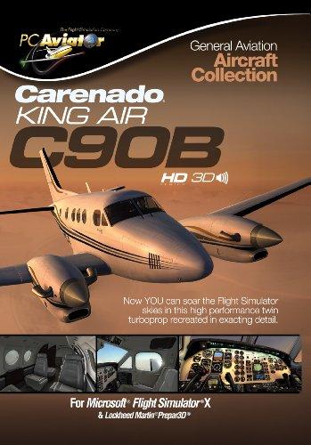 carenado-c90b-king-air-for-microsoft-flight-simulator-x-fsx-prepar3d
