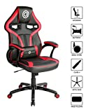 #7: Circle Gaming / Office Chair (CH55 Black/Red)