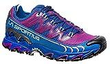 La Sportiva Ultra Raptor Woman, Zapatillas de Trail Running para Mujer, Multicolor (Purple/Marine Blue 000), 41 EU