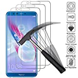 ANEWSIR 3 Pack Vetro Temperato per Huawei Honor 9 Lite,Pellicola Protettiva Screen Protector per Honor 9 Lite [Durezza 9H] [0,25mm 2.5D HD] [Anti-Bolla]