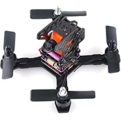 Crazepony X150 FPV Racing Drone Mini Quadcopter Carbon Fiber Frame Kit