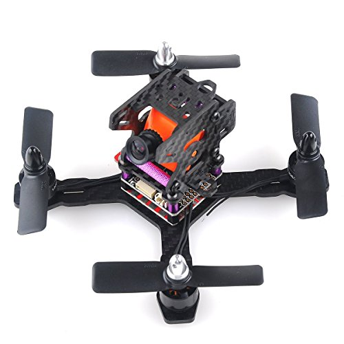 Crazepony X150 FPV Racing Drone Mini Quadcopter Carbon