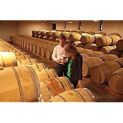 Château Laffitte Laujac - 2016 - Grand Vin Rouge de Bordeaux Médoc - AOP Médoc 2016 - Cru Bourgeois en 1932